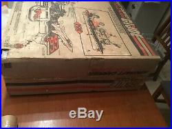 G. I. JOE USS FLAGG Aircraft Carrier Playset 99% Complete with Box (1985)No Figure
