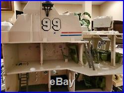 G. I. Joe USS Flagg Aircraft Carrier