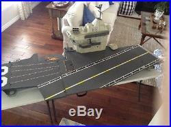 GI JOE USS FLAGG 1985 Vintage Aircraft Carrier
