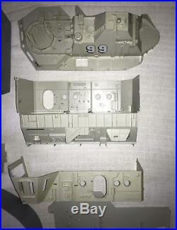 GI JOE USS FLAGG Aircraft Carrier 1985 HASBRO Vintage ARAH