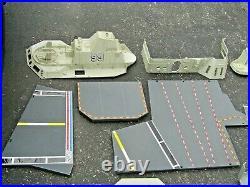 GI Joe A Real American US Flagg Aircraft Carrier Hasbro 1984 99% Complete