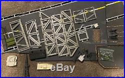 GI Joe ORIGINAL BOX USS Flagg Aircraft carrier Ship Missing Pieces Rough