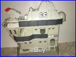 GI Joe USS FLAGG Aircraft Carrier 1985 Superstructure