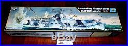 German Navy Aircraft Carrier DKM Graf Zeppelin 1350 Trumpeter 05627 Länge 75 cm
