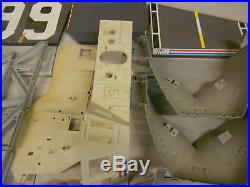 Gi Joe Uss Flagg Aircraft Carrier 1985 Hasbro Parts Lot Pieces Deck Stern Bow
