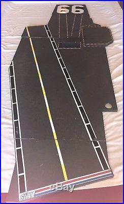 Gi Joe Uss Flagg Aircraft Carrier Near Complete 1985 Hasbro Keel Haul Original