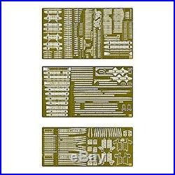 HASEGAWA IJN Aircraft Carrier Akagi Detail-Up Parts Super 1/350 N 40071