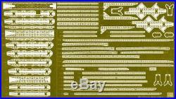 HASEGAWA IJN Aircraft Carrier Akagi Detail-Up Parts Super 1/350 No. 40071 JAPAN