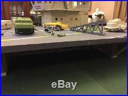 Hasbro 1985 ARAH GI Joe USS Flagg Aircraft Carrier Vehicle Play Set, Incomplete