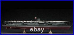 Hasegawa 1/350 Aircraft Carrier Akagi Plastic Model, Shipping Free From Japan