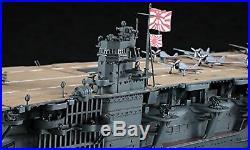 Hasegawa 1/350 IJN Aircraft Carrier Akagi Model Kit NEW from F/S Japan