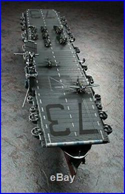 Hasegawa 1/350 US Navy Plastic model Z27 Escort aircraft carrier CVE-73 JAPAN