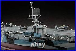 Hasegawa 1/350 US Navy Plastic model Z27 Escort aircraft carrier CVE-73 New
