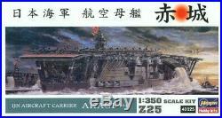 Hasegawa 40025 1350 IJN Akagi Aircraft Carrier 1941 NIB