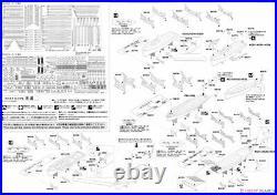Hasegawa #72165 1/350 QG65 IJN Aircraft Carrier Junyo Etching Parts Super