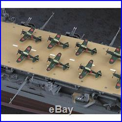 Hasegawa HAZ30 1350 Scale IJN Aircraft Carrier Junyo Model Kit Z30