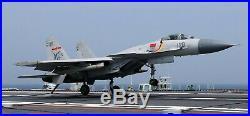 Hobby Master HA6402, J-15 Flying Shark Aircraft Carrier Liaoning, 2017