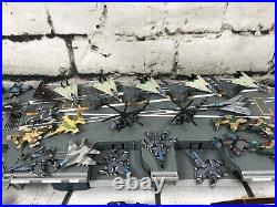 Huge Micro Machines Military Lot, Aircraft Carrier, 220+ Vehicles, WOW LOOK