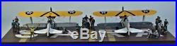 John Jenkins Designs Soldiers IWA-200 USS Saratoga CV-3 Aircraft Carrier Base