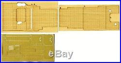 KOMPLETT-SET Fujimi 60024 IJN KAGA Aircraft Carrier + GUP39, GUP40, GUP41 OVP