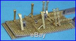 Kb09 HASEGAWA IJN Aircraft Carrier Akagi Detail-Up Parts Super 1/350 No. 40071