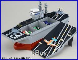 Kb10 TAKARA TOMY Pixar PLANES Ship Aircraft Carrier flysenhower Disney
