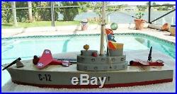 Keystone Aircraft C-12 Carrier toy, Original plane, & Box