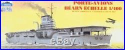 L'Arsenal 1400 Porte-Avions Bearn Aircraft Carrier Multimedia Model Kit #01