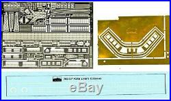 L'Arsenal Models 1/700 H. M. S. COLOSSUS Aircraft Carrier Resin & Photo Etch Model