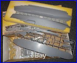 L'arsenal 1/400 Porte Avions WWI Bearn ECHELLE French Aircraft Carrier VERY RARE