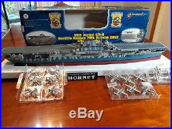 MERIT 1350 USS Hornet CV-8 Doolittle 70th Reunion LTD MIL89007 AIRCRAFT CARRIER