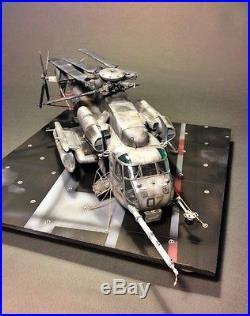 MH-53E Sea Dragon Aircraft carrier set-up 148