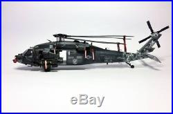 MH-60 Armed Helo Aircraft Carrier Set 148 built and painted MModels
