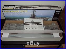 MRC/Gallery 1/350 Scale Aircraft Carrier USS Intrepid (CV-11) New In Open Box