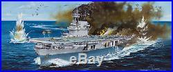Merit 1350 65301 USS Yorktown CV-5, Yorktown Class Aircraft Carrier