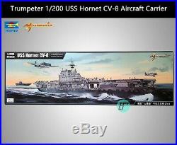 Merit Trumpeter 1/200 USS Hornet CV-8 Aircraft Carrier 62001