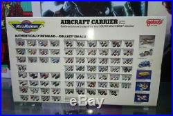 Micro machines aircraft carrier 1988 sealed