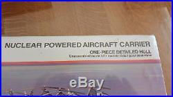 Monogram U. S. S. Enterprise Nuclear Powered Aircraft Carrier 1/400 33 42 Planes
