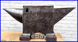 Monster anvil 733 lb of the French aircraft carrier Free shipping Terminal