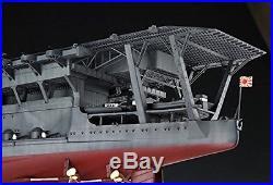 NEW 1/350 Japanese Navy Aircraft Carrier Kaga Model Kit FUJIMI Tracking number
