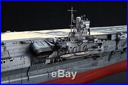 NEW 1/350 Japanese Navy Aircraft Carrier Kaga Model Kit JAPAN F/S