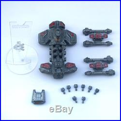 NEW 7 StarCraftAircraft Carrier Figure PVC Decoration Statue Toy Model Gift