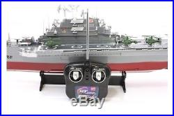 NEW Radio Control Military World War Russian Model Aircraft Carrier Battle Boat