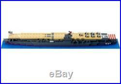 Nano-block aircraft carrier Akagi 4972825134474 Kawada NB-005