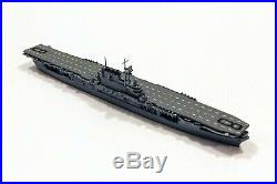 Neptun 1313 US Aircraft Carrier Hornet (CV-8) 1942 1/1250 Scale Model Ship