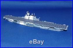 Neptun Us Ww2 Aircraft Carrier Cv-6'uss Enterprise' 1/1250 Model Ship