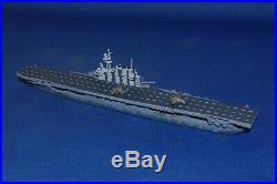 Neptun Ww2 Us Aircraft Carrier Cv-8'uss Hornet' 1/1250 Model Ship