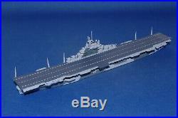 Neptun Ww2 Us Aircraft Carrier Cv-9'uss Essex' 1/1250 Model Ship