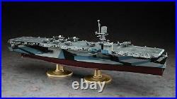 New Hasegawa 1/350 U. S. Navy escort aircraft carrier CVE-73 Gambier Bay Z27 F/S