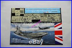 Orange Hobby 1/700 006 HMS Hermes R12 British Aircraft Carrier Falklands War